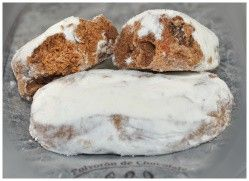 Polvorones con Almendra y Cacao   CAJA 1 KG