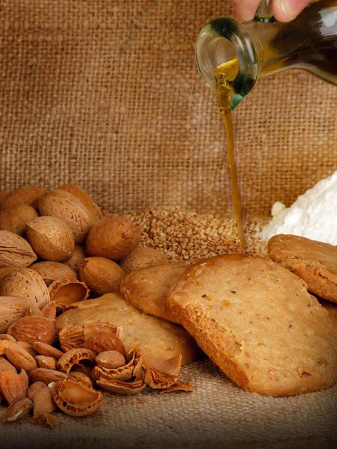 Mantecada de Aceite de oliva